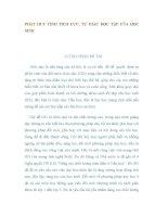 SKKN PHÁT HUY TÍNH TÍCH CỰC, TỰ GIÁC HỌC TẬP CỦA HỌC SINH