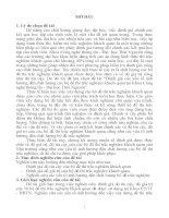 TÓM TẮT LUẬN VĂN THẠC SĨ ĐÁNH GIÁ CÁC YẾU TỐ ẢNH HƯỞNG ĐẾN QUÁ TRÌNH XÂY DỰNG CÁC BỘ  ĐỀ THI TRẮC NGHIỆM KHÁCH QUAN TẠI KHOA CÔNG NGHỆ THÔNG TIN - ĐH THÁI NGUYÊN