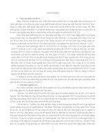 TÓM TẮT LUẬN VĂN THẠC SĨ CHÍNH SÁCH HỖ TRỢ ĐỔI MỚI CÔNG NGHỆ ĐỐI VỚI DOANH NGHIỆP NHỎ VÀ VỪA Ở VIỆT NAM