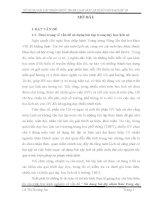 SỬ DỤNG BÀI TẬP NHẬN THỨC TRONG DẠY HỌC LỊCH SỬ CẬN ĐẠI LỚP 10