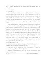 SKKN MỘT SỐ BIỆN PHÁP GIÚP HS LỚP 5 PHÂN BIỆT TỪ ĐỒNG ÂM TỪ NHIỀU NGHĨA LỚP 5
