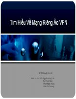 Tìm Hiểu Về Mạng Riêng Ảo VPN