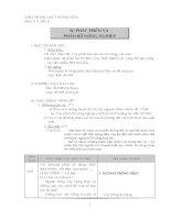 Giáo án địa 9 bài 8 sự phát triển và phân bố nông nghiệp
