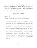 Cảm nhận của em về cảnh cho chữ trong truyện ngắn Chữ người tử tù và cảnh vượt thác trong túy bút Người lái đò sông Đà của Nguyễn Tuân