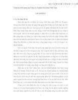 XHH063 - Công tác tiền lương tại Công ty cổ phần Hoá Dược Việt Nam