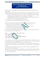 Phương pháp làm bài tập đọc hiểu_cô mai phương