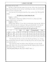 skkn Giúp học sinh giải tốt các bài toán chuyển động đều ở lớp 5  tiểu hoc nghĩa tân