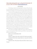 Đề tài Tìm hiểu cuộc đời và sự nghiệp sáng tác của Nguyễn Khuyến qua đó khái quát đặc điểm văn học VN nửa cuối thế kỷ XIX