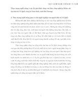 XHH044 - Thực trạng nghề nông ở các hộ gia đình vùng ven khu công nghiệp (Khảo sát địa bàn xã Ái Quốc, huyện Nam Sách, tỉnh Hải Dương)