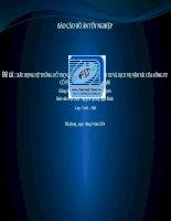 slide thuyết trình Xây dựng hệ thống hỗ trợ quản lý thông tin đội xe và dịch vụ vận tải của Công ty Cổ phần Container Việt Nam Viconship.