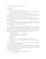Tóm tắt lý thuyết và bài tập kim loại kiềm, kiềm thổ và nhôm