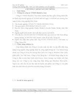 """tóm tắt đồ án """"Xây dựng phần mềm quản lý bán háng cho công ty TNHH Shinhwa Vina"""