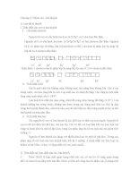 Tóm tắt lý thuyết và bài tập oxi, lưu huỳnh