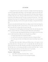 Tiểu luận Quan điểm toàn diện của triết học MácLênin