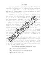 Nghiệp vụ lễ tân tại khách sạn Tùng Lâm