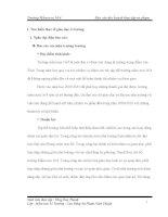 Báo cáo thu hoạch thực tập sư phạm tại Trường Mầm non 164