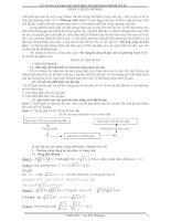 SKKN Sử dụng ẩn phụ để giải một số phương trình vô tỉ