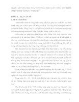 SKKN MỘT SỐ BIỆN PHÁP GIÚP HỌC SINH LỚP 5 HỌC TỐT PHÂN MÔN CHÍNH TẢ PHẦN NGHE ĐỌC