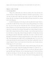 SKKN MỘT SỐ KINH NGHIỆM DẠY TỐT PHÂN MÔN TỪ NGỮ LỚP 5