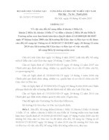 Thông tư số 05/2011/TT-BGDĐT ngày 10/02/2011 của Bộ Giáo dục và Đào tạo về việc sửa đổi Điều lệ trường mầm non