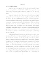 tiểu luận Những khó khăn tâm lý trong hoạt động học tập của sinh viên các dân tộc thiểu số năm thứ nhất trường CĐSP Sơn La