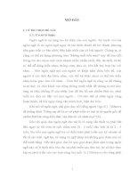 luận văn thạc sĩ Nghiên cứu vốn ngôn ngữ cơ bản của trẻ mẫu giáo lớn (5 - 6 tuổi)