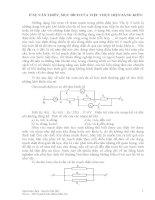 SKKN vật lý 9: Cách vẽ lại mạch điện có nhiều điểm trùng