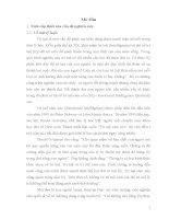 luận văn thạc sĩ Cải cách công tác giáo dục nghiệp vụ sư phạm cho sinh viên trường Đại học sư phạm Hà Nội