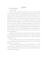 luận văn Thực trạng kỹ năng dạy học trên lớp của giáo viên Tiểu học Yên Dũng – Bắc Giang theo yêu cầu của chương trình mới