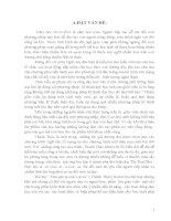 SKKN Thiết kế bài dạy Đàn ghi ta của Lor-ca của Thanh Thảo (chương trình Ngữ văn 12_Ban cơ bản) theo phương pháp dạy học tích cực