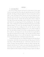 luận văn Sự chuyển biến tư tưởng của Hồ Chí Minh trong quá trình tìm đường cứu nướcb