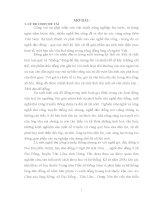 luận văn  thạc sĩ Nghề đúc đồng ở xã Đại Đồng huyện Văn Lâm, tỉnh Hưng Yên - Truyền thống và hiện đại