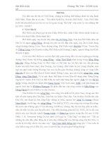 tiểu luận Sự ra đời và quá trình phát triển của Phố Hiến