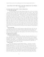 SKKN GIẢI PHÁP GIÚP HỌC SINH  CẢM THỤ NỘI DUNG TÁC PHẨM NGỮ VĂN 8