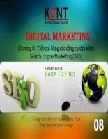 Bài Giảng Digital Marketing
