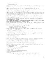 tuyển chọn một số bài toán hình họclowsp 7 khá hay