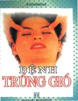 Bệnh trúng gió nhà xuất bản Hà Nội