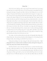 """Giải pháp phát triển sản xuất dưa hấu trên đất pha cát theo hướng bền vững tại xã Bình Dân, huyện Kim Thành, tỉnh Hải Dương""""."""