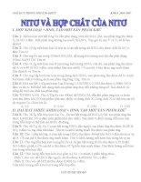 toán HNO3 luyen thi dai hoc