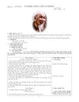 Giáo án văn 9 kì 1 đầy đủ