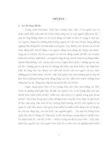 luận văn đại học sư phạm hà nội Nghiên cứu định hướng giá trị của học sinh lớp 5 người dân tộc thiểu số tỉnh Đắk Lắk