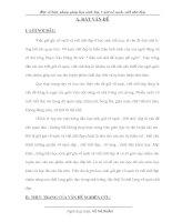 sáng kiến kinh nghiệm Một số biện pháp giúp học sinh lớp 3 giữ vở sạch, viết chữ đẹp