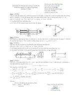 Đề thi và đáp án môn sức bền vật liệu, đại học spkt TPHCM, đề 42, năm 2011-2012