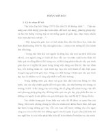 Một số biện pháp nhằm nâng cao chất lượng giờ dạy ở trường THPT Trần Hưng Đạo thị xã Ninh Bình - Tỉnh Ninh Bình trong giai đoạn hiện nay