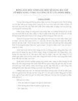 Vật lí 9-Phương pháp giải một số bài tập về điện năng