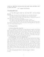 skkn MỘT SỐ CÁCH HƯỚNG DẪN HỌC SINH LỚP BỐN ƯỚC LƯỢNG THƯƠNG