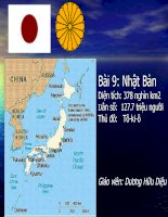 BAI 9. NHAT BAN - TIET 1