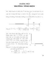 Bài tập vật lý phần điện học
