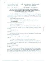 Kết luận thanh tra toàn diện THCS Lê Hồng Phong NH 2010-2011