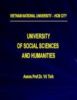 Bài giảng triết học (sau đại học)  phép biện chứng duy vật   phương pháp luận của nhận thức khoa học và thực tiễn   dr  vũ tình